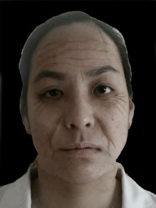 age and wrinkles