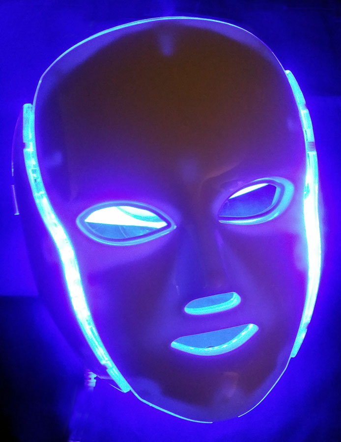 For that led light therapy facial