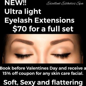 Eyelash Special